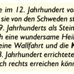Infobox Rother Wanderführer Albsteig