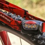 Frontansicht mit Band Mammut T-Trail